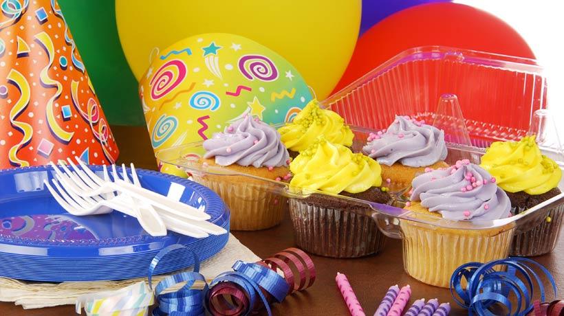 Organização de festa infantil