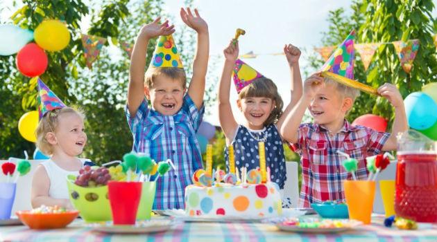 Organizar festa infatil