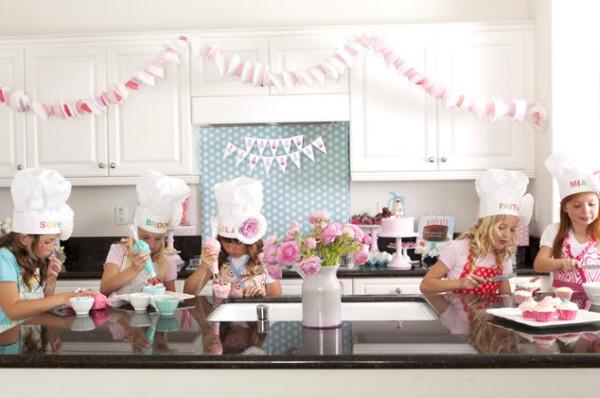 Aniversário Mini Chefs