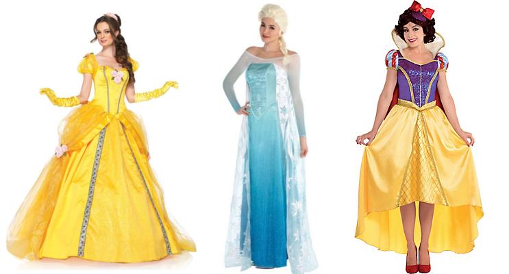 15 anos fantasias princesas